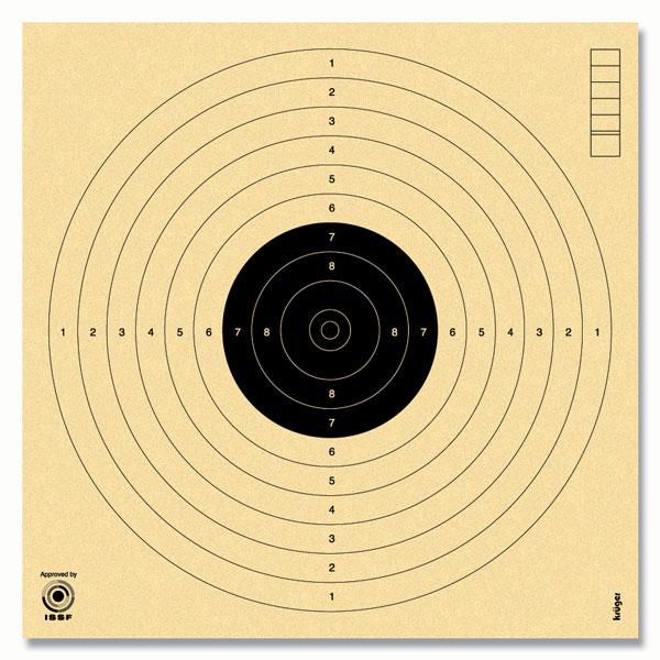 Cibles pistolet et revolver