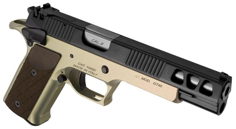 Pistolets gros calibre