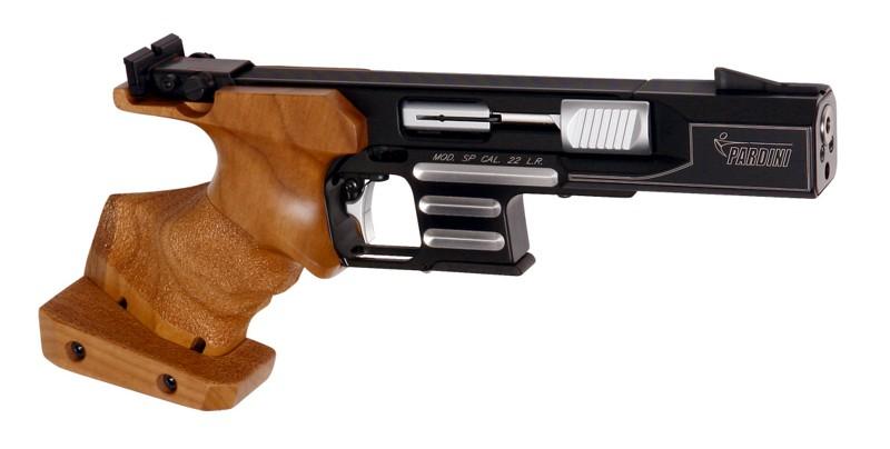 Pistolets 25m