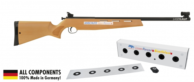 Carabines Laser
