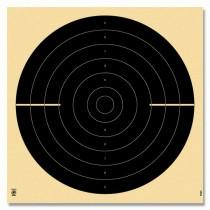Cible KRÜGER pistolet Vitesse 25m