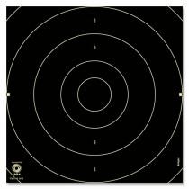 Cible KRÜGER pistolet 25m - Visuel V.O.