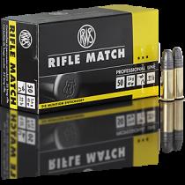 Boite de 50 cartouches RWS Rifle Match