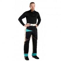 Pantalon de tir KURT THUNE modèle X.9 iCANVAS-PRO