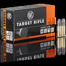 Boîte de 50 cartouches RWS TARGET Rifle